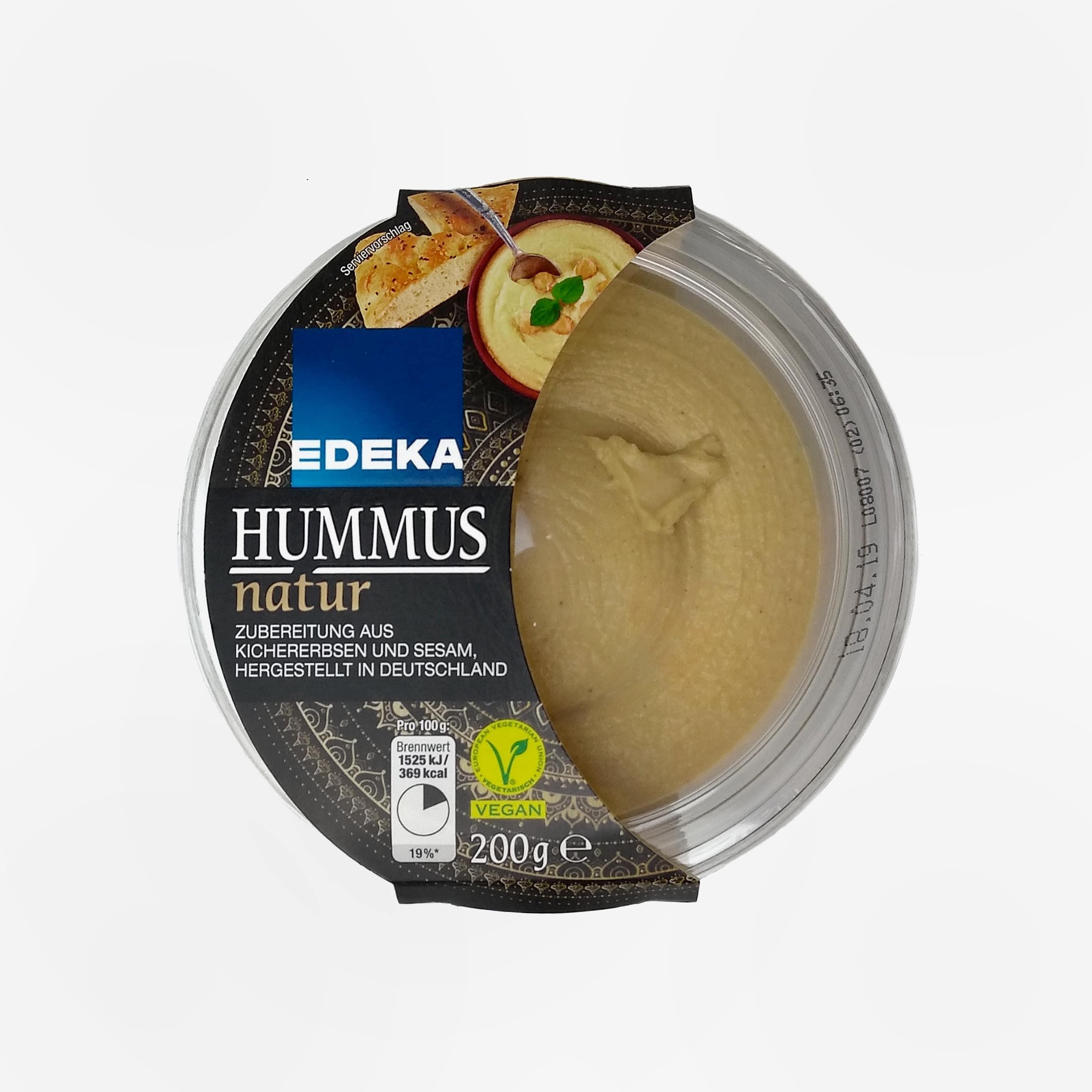 Hummus Natur